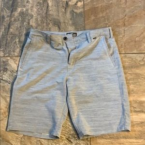 Hurley size 32 men's shorts